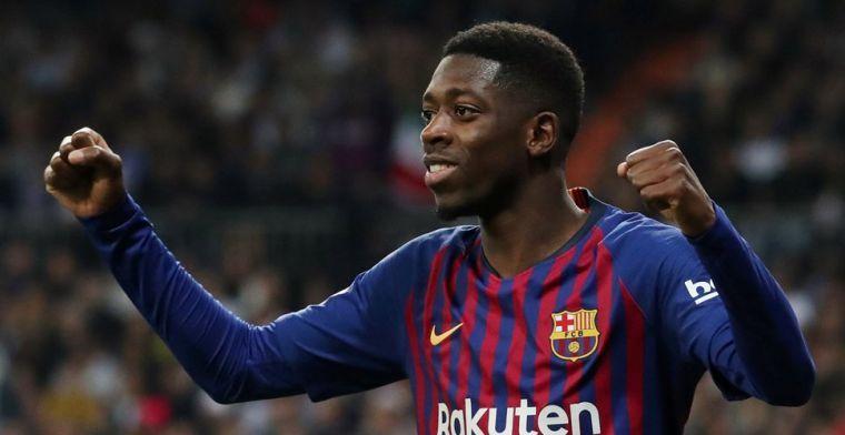 'Crece la confianza en Barcelona: Dembélé ya ofrece en el Bayern'