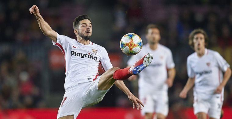 El París Saint-Germain ataca y se lleva a'hombre de 13 asistencias' de Sevilla
