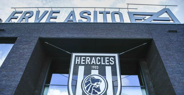 Heracles-fans not amused: 'Wij godenzonen worden nooit commerciële hoerenzonen'