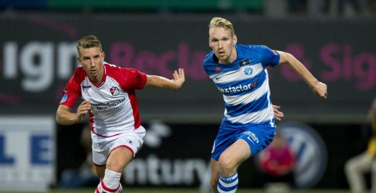 'FC Groningen komt FC Emmen alsnog tegemoet: bod van vier ton plus Van de Looi'
