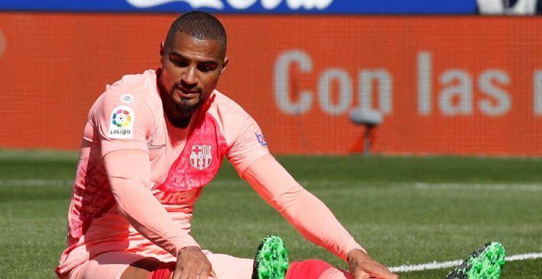 Después de sólo seis meses dejé el FC Barcelona: 'Quiero dar las gracias a todos'