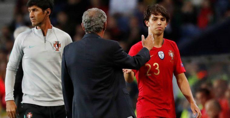 Bevestiging uit Madrid: Joao Félix wordt op drie na duurste voetballer ter wereld