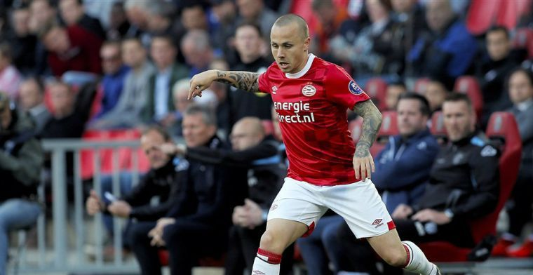 Noticias de Eindhoven y Manchester: Angelino regresa después de un año.