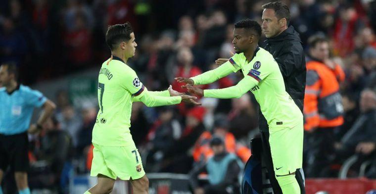 'Coutinho no ve futuro en el Barça: 'Sí' contra el París Saint-Germain'