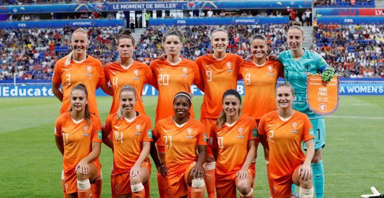 Oranje op rapport: drie Leeuwinnen krijgen een 8 na historische WK-prestatie