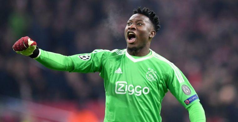 'Bij Ajax neem ik wel wat meer risico, maar daar moet je ook kunnen opbouwen'