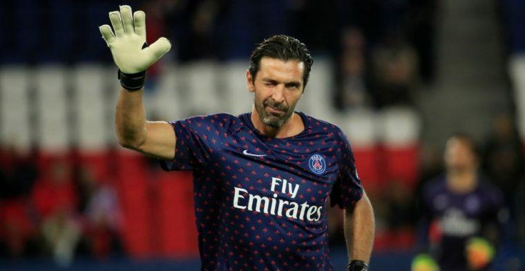'El próximo regreso de Buffon: examen médico el jueves en Turín'