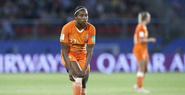 'Leeuwinnen met Van de Sanden op jacht naar WK-finale, supersub bijt op tong'