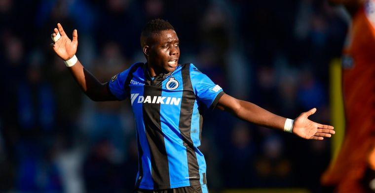 'Club Brugge toont genade: Nakamba moet zich pas midden juli weer melden'