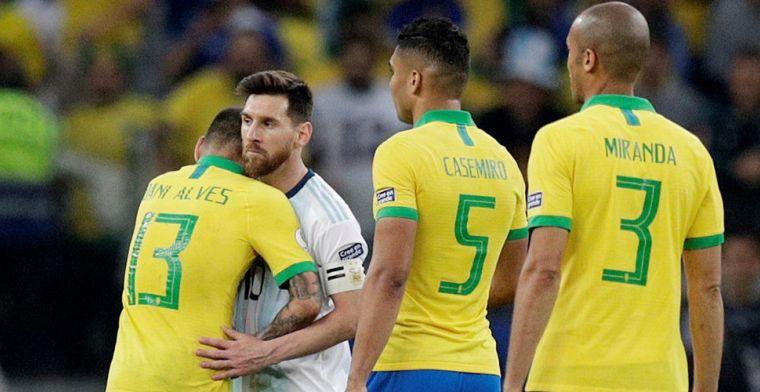 Messi boos: 'Wij verdienden penalty en theater werd niet gezien door VAR'