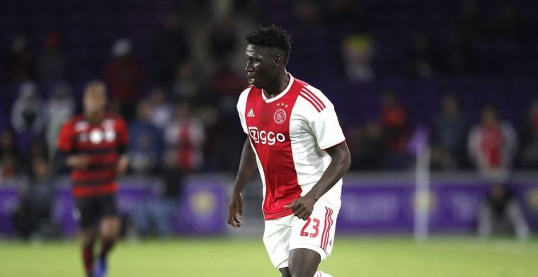 'Mijn grootste droom is spelen voor Ajax, een dergelijke stap zou geweldig zijn'