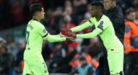 Image: 'Coutinho no ve futuro en el Barça: 'Sí' contra el París Saint-Germain'