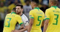 Image: Messi denuncia el arbitraje: 'Ese tipo de tonterías nos distrajo del juego'