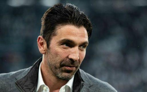 Image: No a Szczeszny y Chiellini: Buffon rechaza el número 1 y la banda