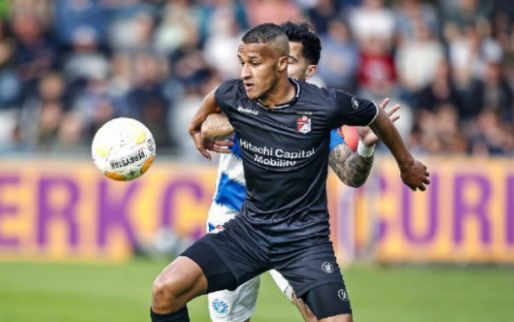 Afbeelding: FC Emmen hoopt op Slagveer: 'Maar  de Belgische club komt niet in beweging'