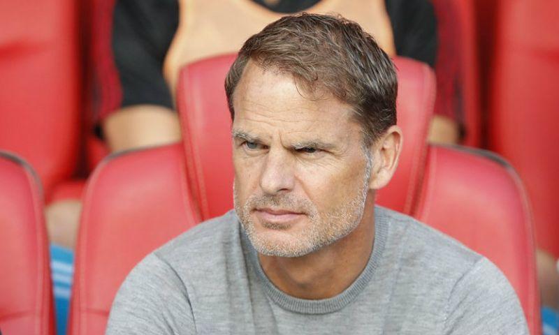 Afbeelding: De Boer 'embarrassed' na zware nederlaag: 'We moeten ons schamen tegenover fans'