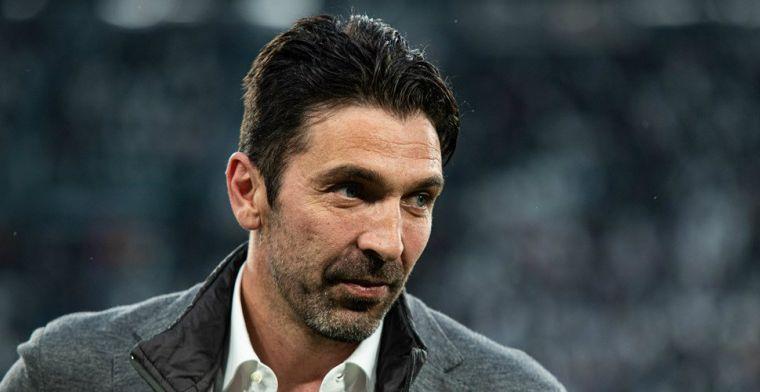 No a Szczeszny y Chiellini: Buffon rechaza el número 1 y la banda