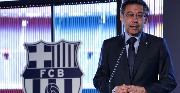 De Jong se enfrenta a una crisis en Barcelona: 'El vicepresidente y TD dimiten'