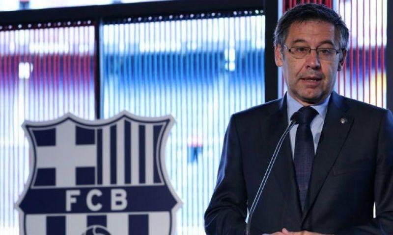 Image: Bartomeu, presidente de Barcelona: 'Sé adónde va De Ligt'