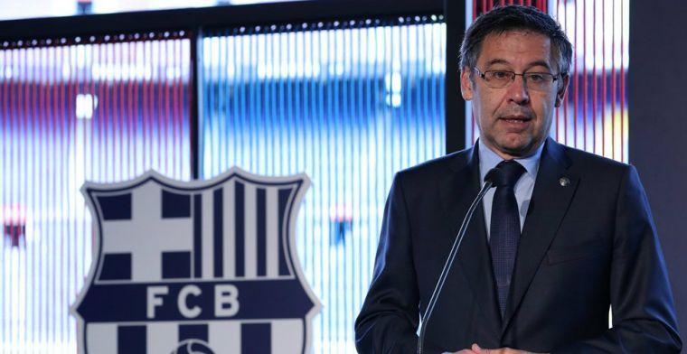 Bartomeu, presidente de Barcelona: 'Sé adónde va De Ligt'