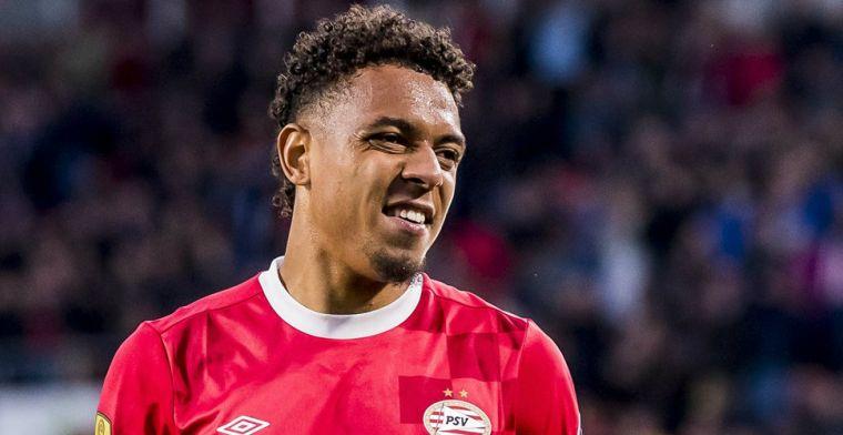 Nieuw PSV-contract 'komt wel goed': 'Geld is nooit echt heel belangrijk geweest'