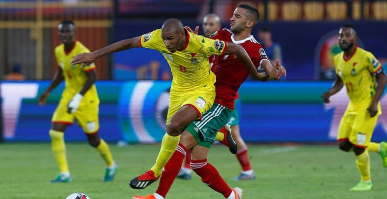Pijnlijke Afrika Cup-uitschakeling voor Marokko na gemiste strafschop van Ziyech