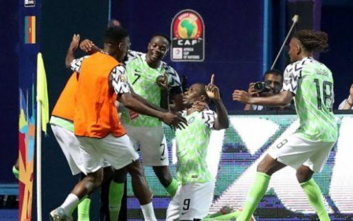 Afbeelding: Einde van Afrika Cup voor Fai, Ndidi en Simon gaan door naar volgende ronde