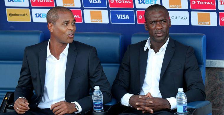 Kluivert mysterieus over toekomst na Afrika Cup-exit: Waarom niet? Misschien wel