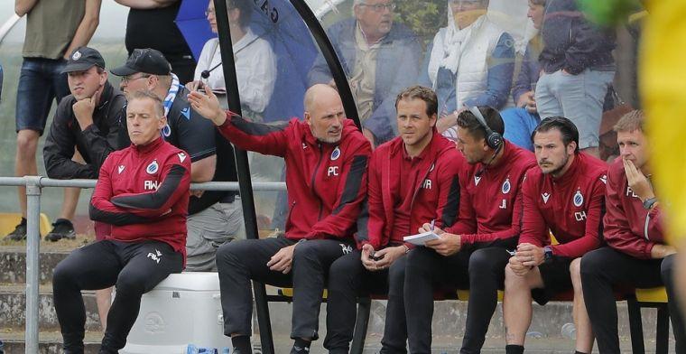 Reden voor zwak Club Brugge en nederlaag tegen AZ onthuld