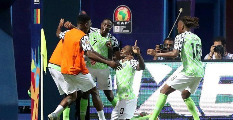 Einde van Afrika Cup voor Fai, Ndidi en Simon gaan door naar volgende ronde