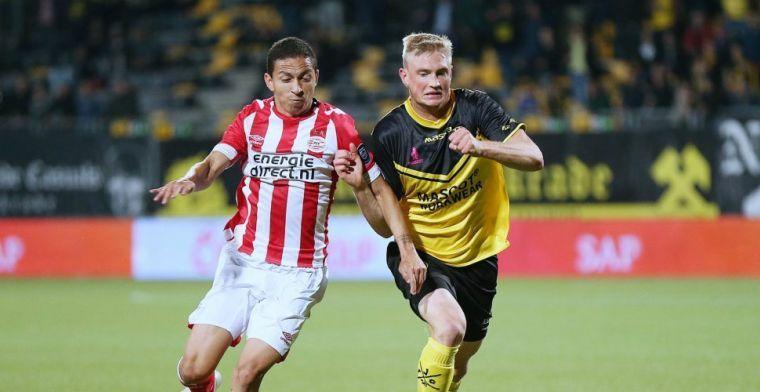 Update: 'Heracles Almelo wint de strijd om begeerde PSV'er Mauro Júnior'