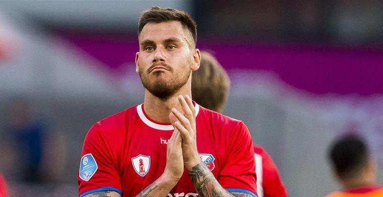 Update: FC Utrecht bekrachtigt huurdeal met optie tot koop voor Dumic