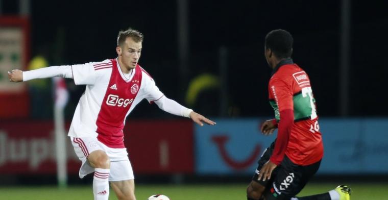 'Cerny meldt zich maandag bij FC Utrecht en gaat mee op trainingskamp'