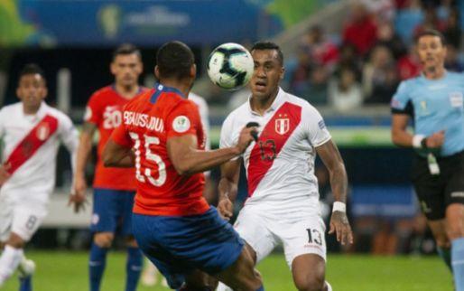 Afbeelding: Feyenoord-reserve Tapia onomstreden bij Copa América-finalist: 'Heel belangrijk'