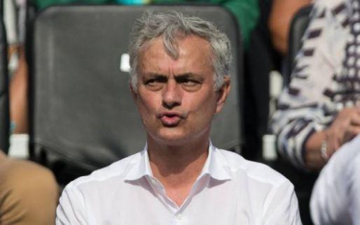 Afbeelding: 'Enorm aanbod: Mourinho kon honderd miljoen euro verdienen bij Chinese club'