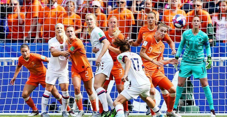 Van Veenendaal maakt naam in binnen- en buitenland: 'Sticking up a middle finger'