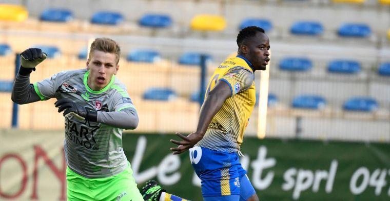 'Belgische eersteklassers niet snel genoeg, Elsner met ex-goudhaantje aan de haal'