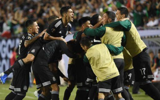 Afbeelding: Mexico vestigt record met zege in finale Gold Cup: hoofdrol voor Dos Santos