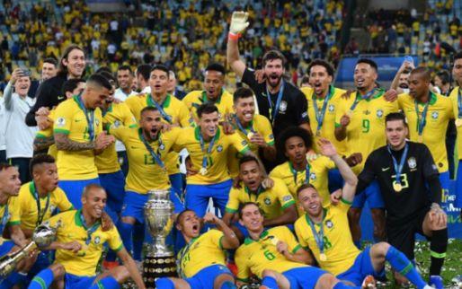 Afbeelding: Brazilië hekelt uitspraken Messi na Copa América-winst: 'Meer respect tonen'