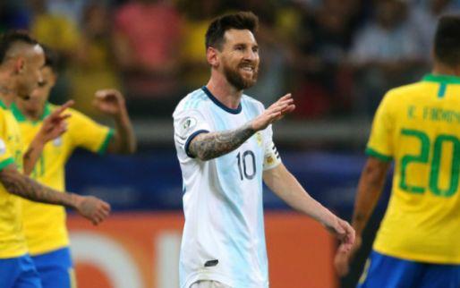 Afbeelding: 'UEFA verrast met Nations League-uitnodiging voor Argentinië en Brazilië'