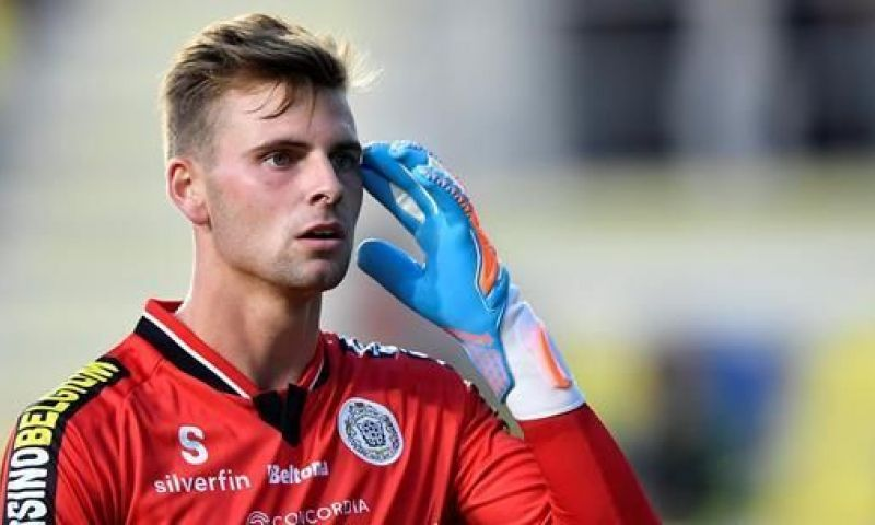 Afbeelding: 'Eupen wil Van Crombrugge vervangen door Lokeren-doelman De Wolf (22)'
