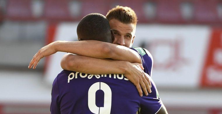 Kompany kent prioriteit: 'Maar Anderlecht maakt pas eind juli werk van spits'