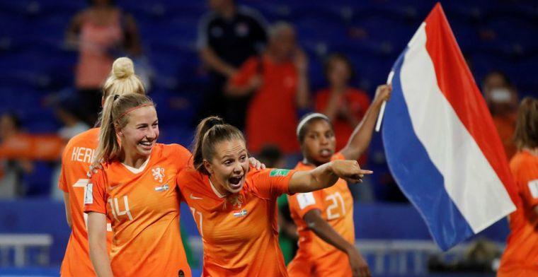 WK-eindrapport Oranje: twee onvoldoendes, Groenen de absolute uitblinker