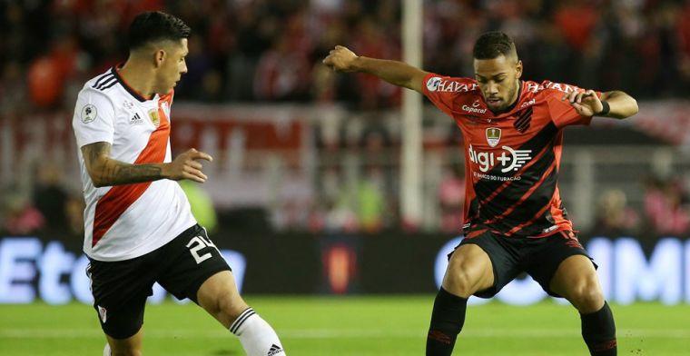 Atlético Madrid haalt defensieve versterking en legt Braziliaan voor zes jaar vast