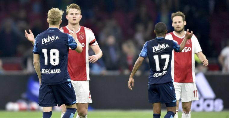 Odegaard koos niet voor Ajax: 'Op een gegeven moment ook op hoger niveau spelen'