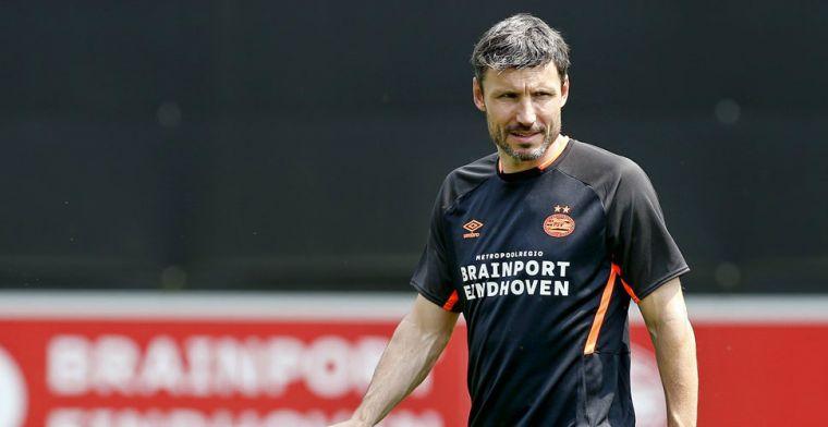 Van Bommel heeft haast bij PSV: 'Ontzettend belangrijk dat zij het al weten'