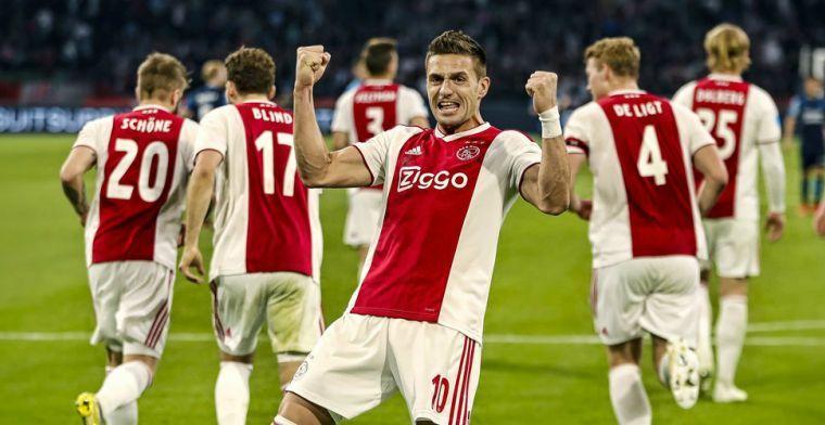 Opvallend nieuws bij Ajax: Tadic tekent zevenjarig (!) contract in Amsterdam