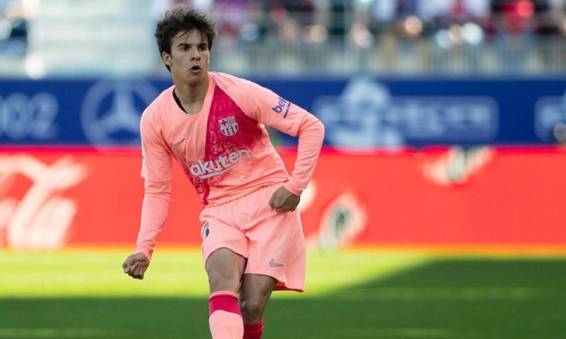 Afbeelding: FC Barcelona-talent looft De Jong: 'Heel getalenteerd, een speler in Barça-stijl'