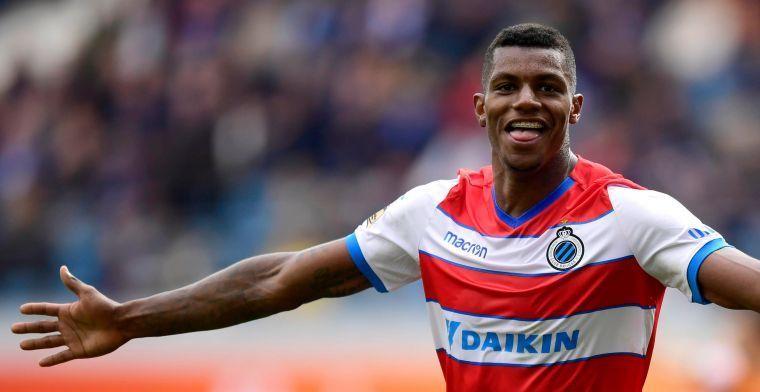 Okereke naar Club Brugge: vervanger van Wesley is een totaal ander type