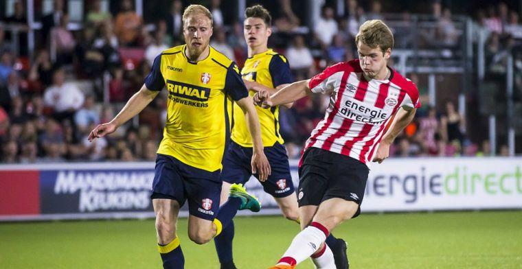 Verrassend transfernieuws: FC Emmen troeft Fortuna af en haalt Deen op bij PSV